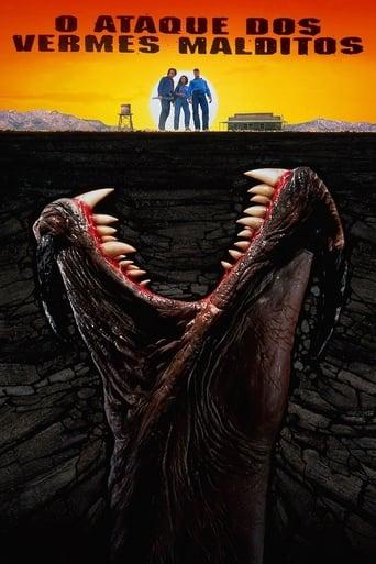 O Ataque dos Vermes Malditos - Poster