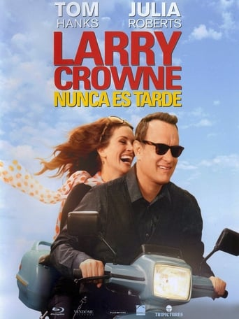 Poster of Larry Crowne, nunca es tarde