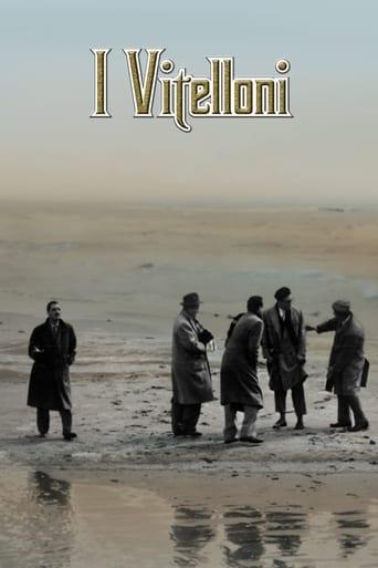 Poster of I Vitelloni