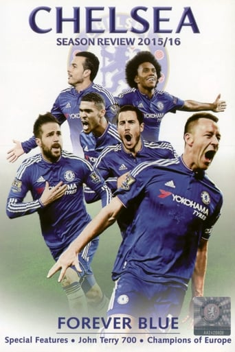Poster of Chelsea FC - Season Review 2015/16