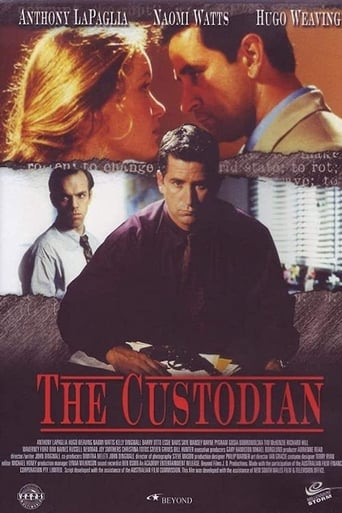 Poster of The Custodian