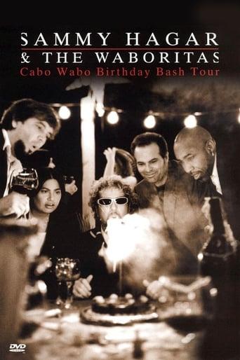 Sammy Hagar and the Waboritas Cabo Wabo Birthday Bash