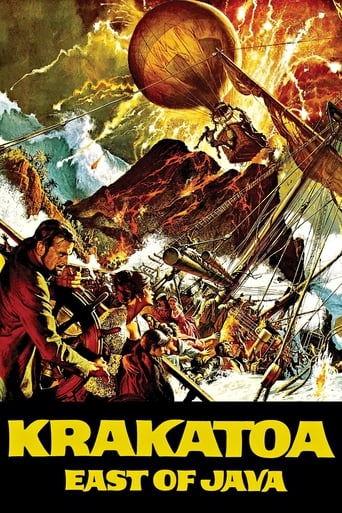 Poster of Krakatoa, East of Java