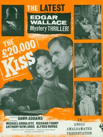 Poster of The £20,000 Kiss