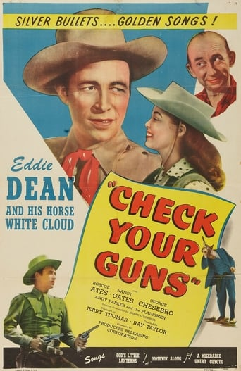 Poster of Check Your Guns