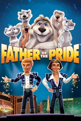 Poster of Father of the Pride