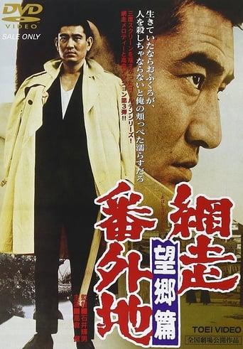 Poster of Prison Walls of Abashiri 3