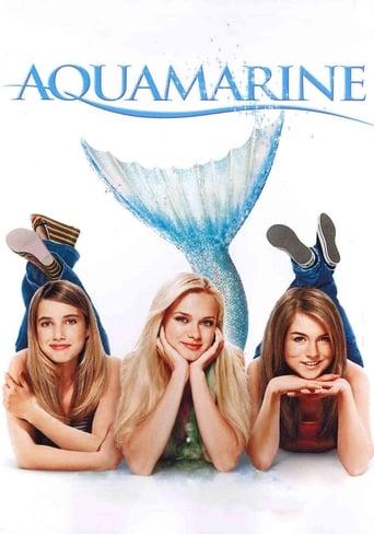 Poster of Aquamarine