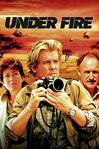 Poster Under Fire