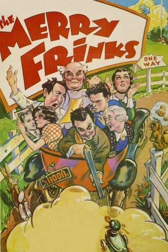 Poster of The Merry Frinks