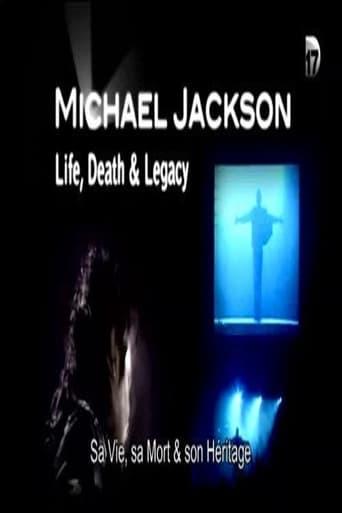 Poster of Michael Jackson - Sa vie,sa mort et son héritage fragman