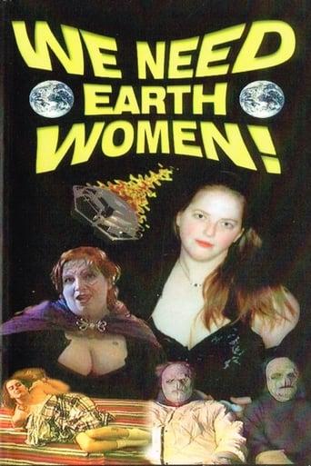 Poster of We Need Earth Women!