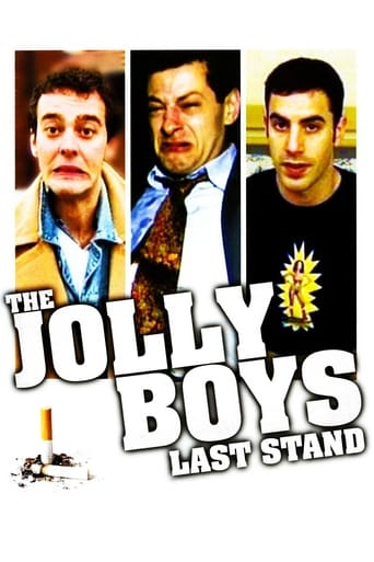The Jolly Boys' Last Stand Movie Poster