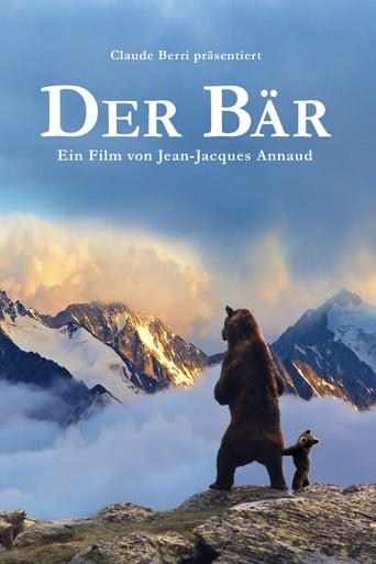 O Urso - Poster