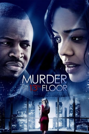 Poster of Murder on the 13th Floor