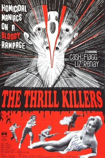 Poster of The Thrill Killers