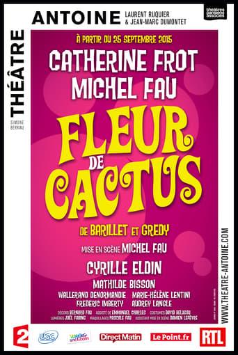 Poster of Fleur de cactus