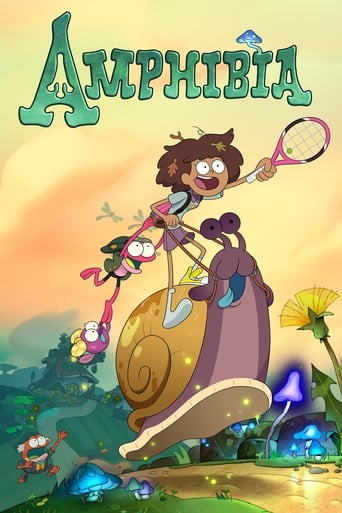 Poster of Amphibia
