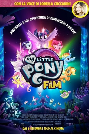 Cartoni animati My Little Pony: il film - My Little Pony: The Movie