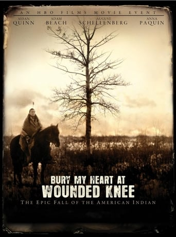Poster of Bury My Heart at Wounded Knee