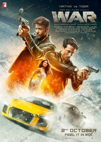 Watch War full movie online 1337x