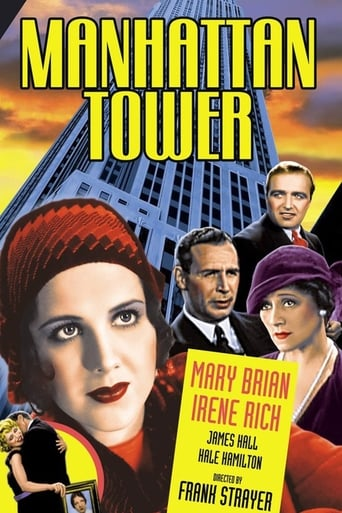 Poster of Manhattan Tower