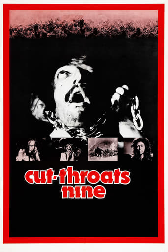 Poster of Cut-Throats Nine