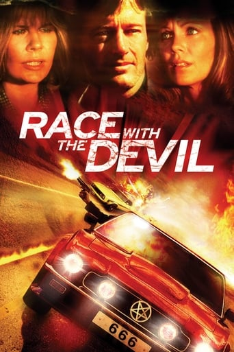 Race with the Devil Poster