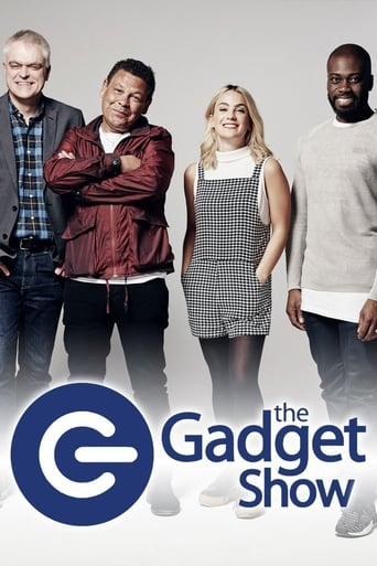 Poster of The Gadget Show