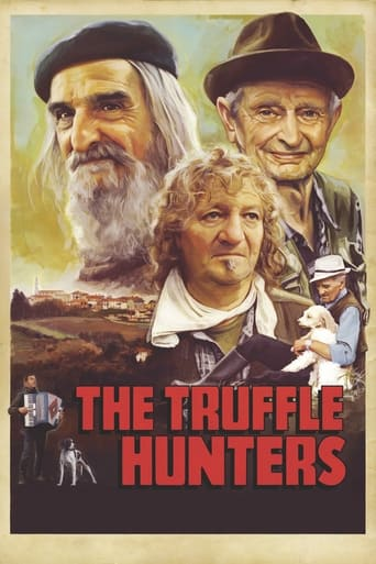 Chasseurs de truffes (2020)