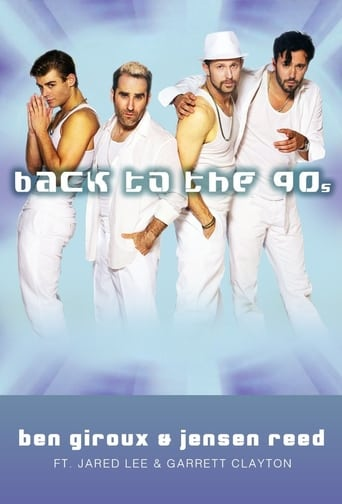 Poster of Back to the 90's
