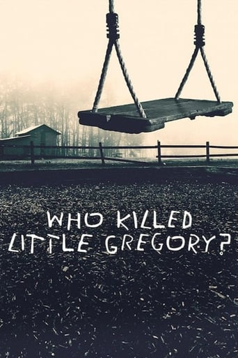 Poster of Who Killed Little Gregory?