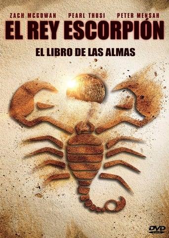 Poster of El rey escorpión: el libro de las almas