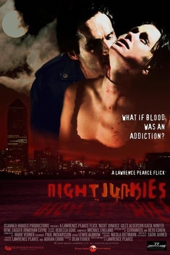 Poster of Night Junkies