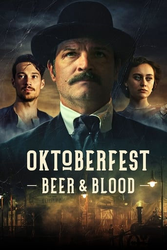 Oktoberfest: Beer & Blood Poster