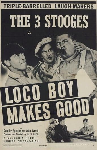 Poster of Loco Boy Makes Good