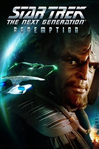 Star Trek The Next Generation Redemption