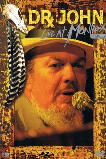 Watch Dr. John - Live At Montreux 1995 full movie downlaod openload movies
