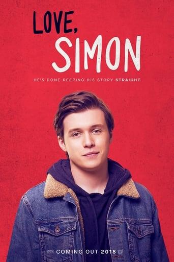 Poster of Love, Simon
