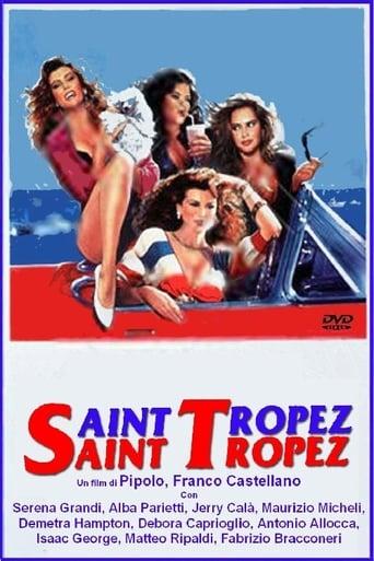 Poster of Saint Tropez - Saint Tropez