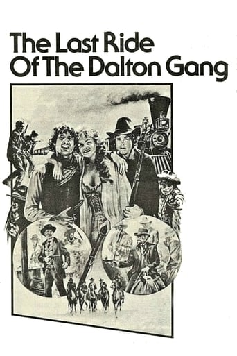 Poster of The Last Ride of the Dalton Gang