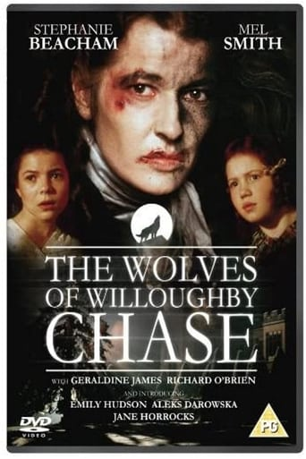 Poster of The Wolves of Willoughby Chase