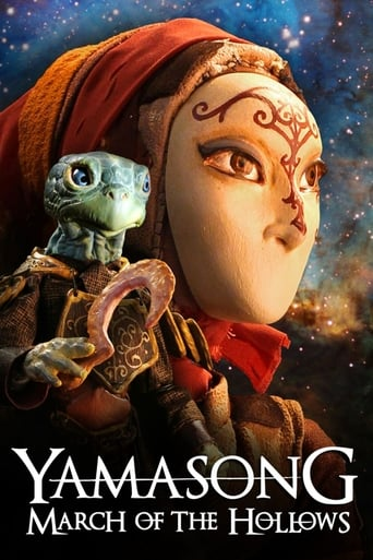 Poster of Yamasong: March of the Hollows
