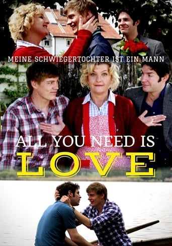 Poster of All You Need Is Love
