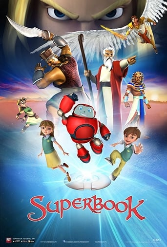 Poster of Superbook