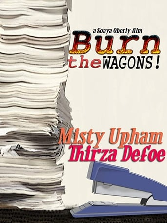 Poster of Burn the Wagons