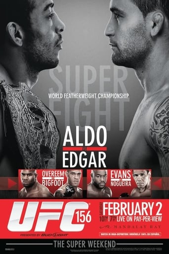Watch UFC 156: Aldo vs. Edgar Free Movie Online