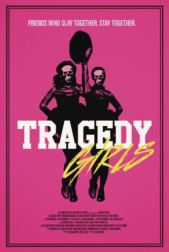 Poster of Tragedy Girls fragman