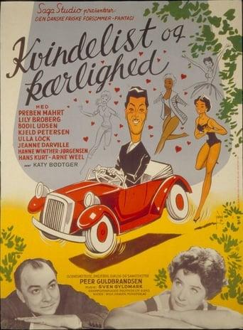 Poster of Kvindelist og kærlighed