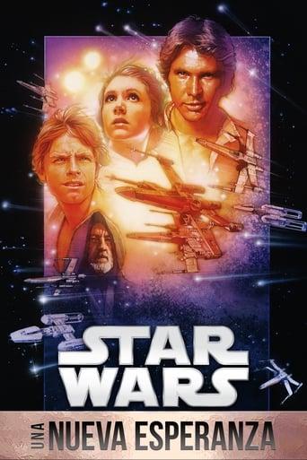 Poster of La guerra de las galaxias. Episodio IV: Una nueva esperanza